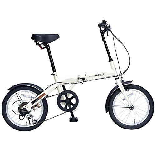 M-103 折畳自転車16・6SP