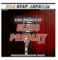 Karaoke - Elvis Presley Vol. 14【CD】 [並行輸入品]
