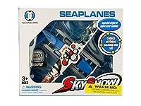 Toy Seaplane with Light & Sound Kid Toy Hobbie Nice Gift [並行輸入品]