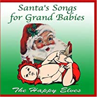 Santa's Songs for Grand Babies【CD】 [並行輸入品]