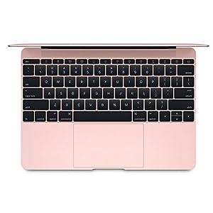 MacBook (12-inch/1.1GHz Dual Core Intel Core m3/256GB/8GB/802.11ac/USB-C/ローズゴールド)