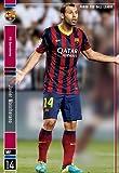 ハビエル・マスチェラーノ FC バルセロナ R パニーニフットボールリーグ Panini Football League 2014 02 pfl06-032