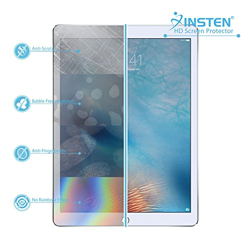 iPad Pro 10.5 inch Screen Protector [3-Pack], Insten Matte Anti-Glare Screen Protector for Apple iPad Pro 10.5