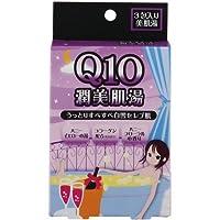 紀陽除虫菊 Q10 潤美肌湯 (ハニーフローラルの香り)【まとめ買い10個セット】 N-8371
