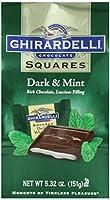 Ghirardelli Chocolate ギラデリ ダーク&ミントダークチョコレート151g 並行輸入品