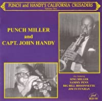 Punch & Handy's California Crusaders Volume One (2013-05-03)