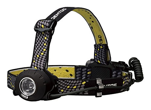 GENTOS(ジェントス) LED ヘッドライト 【明るさ300ルーメン/実用点灯8時間/防滴】 ヘッドウォーズ HW-000X ANSI規格準拠