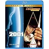 2001年宇宙の旅/時計じかけのオレンジ Blu-ray