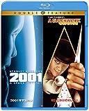2001年宇宙の旅/時計じかけのオレンジ Blu-ray (初回限定生産/お得な2作品パック)