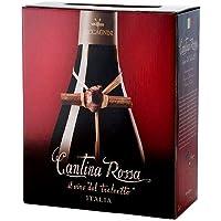 カンティーナ・ロッソIGTザッカニーニ3000mlバックインボックス(赤ワイン)