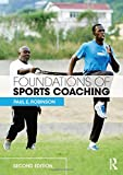 Cover of Foundations of Sports Coaching: second edition