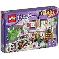 レゴ (LEGO) フレンズ ハートレイクのフードマーケット 41108