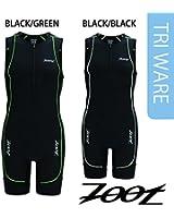 ズート(ZOOT) メンズパフォーマンストライバックジップ リアジップ トライスーツM PER TRI BACK ZIP RACESUIT Z14060500 BK