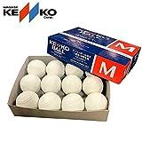 KENKOケンコーボール M号 新意匠 公認 軟式ボール 1ダース 公式球 KENKO_M_12 M