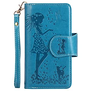 iPhone 8ケース 対応 本革 レザー手帳型スマホケース カバー 財布型 機能 耐摩擦 耐汚れ カードポケット 全面保護 人気