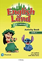 English Land 2nd Edition Level 3 Activity Book