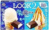 不二家 ルック2(ひんやり塩アイス食べくらべ) 12粒×10箱