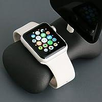 StandStill+ Apple Watch & iPhoneアルミ充電スタンド WNDSS-201