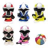 手裏剣戦隊ニンニンジャー すくい人形5種セット / お楽しみグッズ(紙風船)付きセット