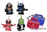 すくい人形 仮面ライダーゴースト 種類セット/ お片づけバッグ付きセット [おもちゃ&ホビー]