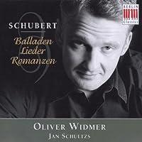 Schubert:Balladen/Lieder/Roman
