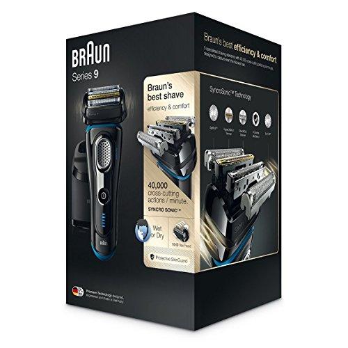Braun Series9 9280CC 맨즈 웨트(wet)&드라이 전기 쉐이버 -
