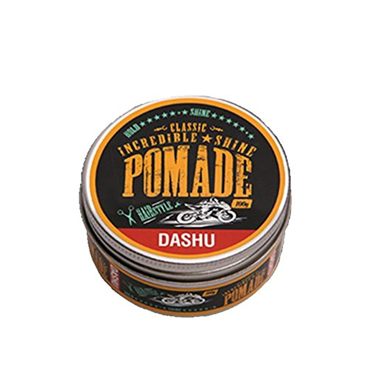 テロリスト無意識範囲[DASHU] ダシュ クラシック 信じられないほどの輝き ポマードワックス Classic Incredible Shine Pomade Hair Wax 100ml / 韓国製 . 韓国直送品