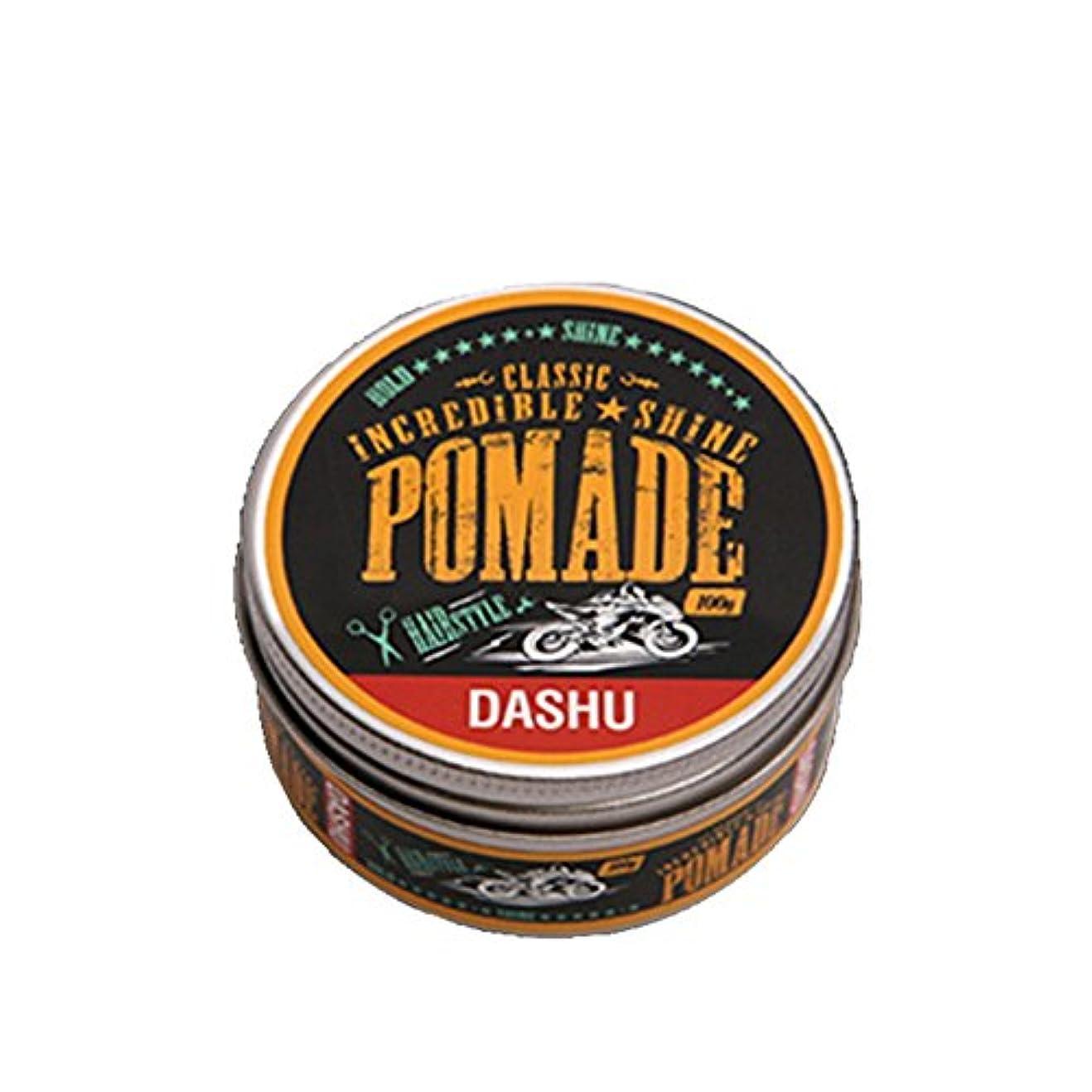 内なる溶かす保持[DASHU] ダシュ クラシック 信じられないほどの輝き ポマードワックス Classic Incredible Shine Pomade Hair Wax 100ml / 韓国製 . 韓国直送品
