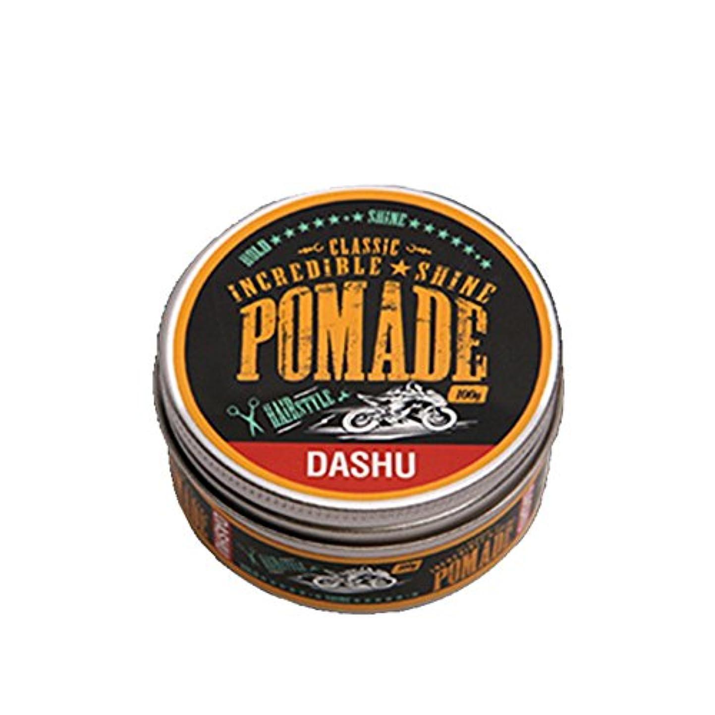 トリクル細心のパット[DASHU] ダシュ クラシック 信じられないほどの輝き ポマードワックス Classic Incredible Shine Pomade Hair Wax 100ml / 韓国製 . 韓国直送品
