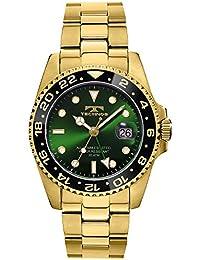 TECHNOS テクノス GMT 限定モデル メンズ 腕時計 T2134GG