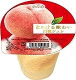 たらみ とろける味わい 白桃ジュレ 230g×6個