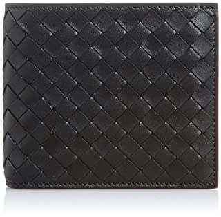 [ボッテガヴェネタ] BOTTEGA VENETA 二つ折り財布(小銭入れ付)【並行輸入品】 193642-V4651 1000 (ブラック) (B004FUFFT2) | Amazon price tracker / tracking, Amazon price history charts, Amazon price watches, Amazon price drop alerts