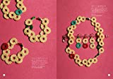 Peyote Stitchで遊ぶ My Beads Accessories まる・三角・四角・立体に変化する形 画像