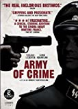 Army of Crime [Blu-ray] [Import]