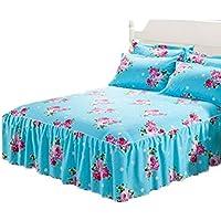 豪華な丈夫なベッドカバー、多色ベッドカバー、#32をカバー