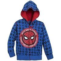 Marvel Spider-Man Hoodie for Boys - Blue