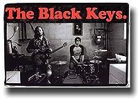 The Black Keys Poster - Promo 11 x 17 Basement 【Creative Arts】 [並行輸入品]