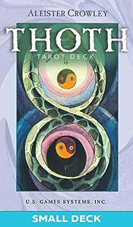 トート・タロット/Sサイズ(Thoth Tarot Deck Small)