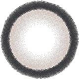 明日花キララ カラコン フルーリー ワンデー リングピンクブラウン Flurry colors【PWR】±0.00 10枚入り