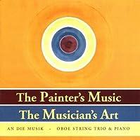 Painter's Music-Musician's Art