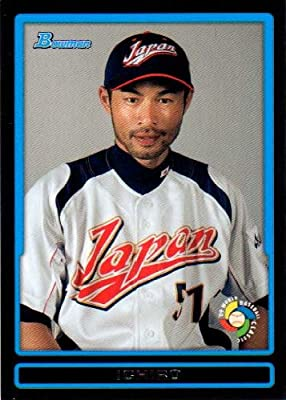 【WBC】イチロー 2009 Bowman Draft Picks & Prospects No.BDPW1 Ichiro