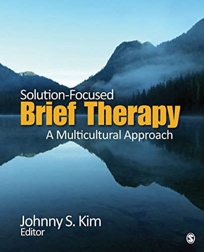 Download Solution-Focused Brief Therapy: A Multicultural Approach 1452256675