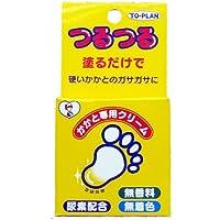 TO-PLAN(トプラン) かかと用クリーム30g 尿素配合クリーム