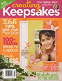 Creating Keepsakes, July 2008 Issue