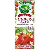カゴメ 野菜生活100 とちおとめミックス 200ml×24本