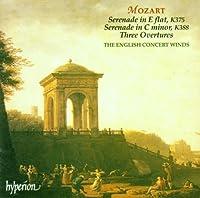 Mozart;Wind Serenades K375.
