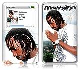 Music Skins iPod Classic用フィルム Mavado – Mr. Brooks iPod classic MSRGIPC00012
