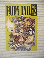 FAIRY TAIL フェアリーテイル 63巻 特装版特典 特製ポストカード 第42巻 カバーイラスト