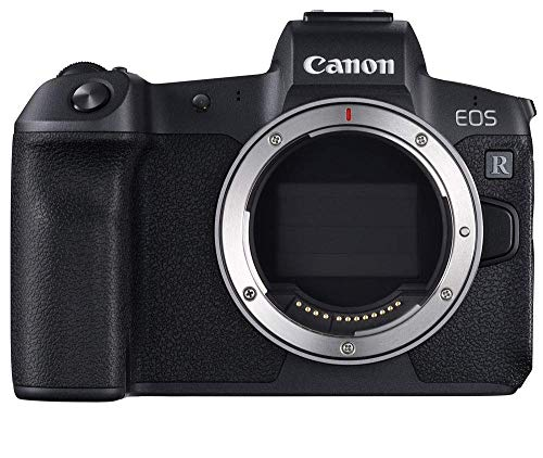 Canon ミラーレス一眼 EOS R BODY 約135.8 x 98.3 x 84.4mm ブラック