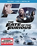Fate of the Furious [Blu-ray] [Import]